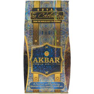 Akbar Orient Mystery Royal Celebrations, 80 г, Чай квітковий Акбар Орієнт Містері Роял Селебрейшнс