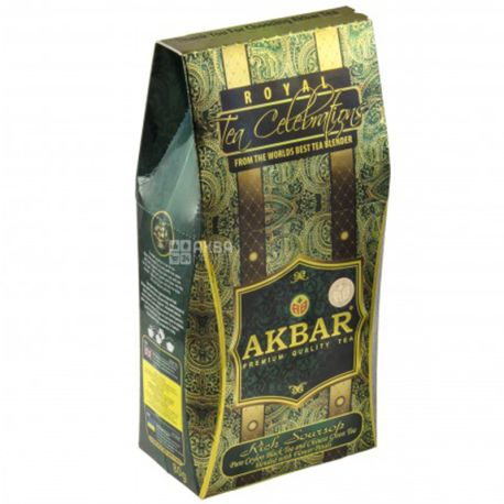 Akbar Rich Soursop Royal Celebrations, 80 г, Чай фруктовий Акбар Річ Саусеп Роял Селебрейшн