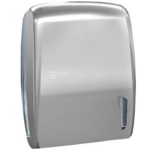 Vialli, Paper towel holder, Z-folding, transparent, 225 * 245 * 95 mm