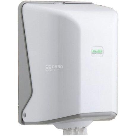 Vialli, Paper towel holder with hood, 220 * 210 * 310 mm