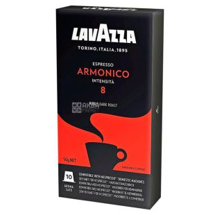 Lavazza Армонико, кофе в капсулах, 10 шт.