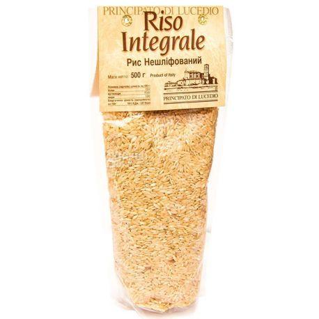 Principato di Lucedio, 0,5 кг,  Рис Принчипато де Лючедио, нешлифованный