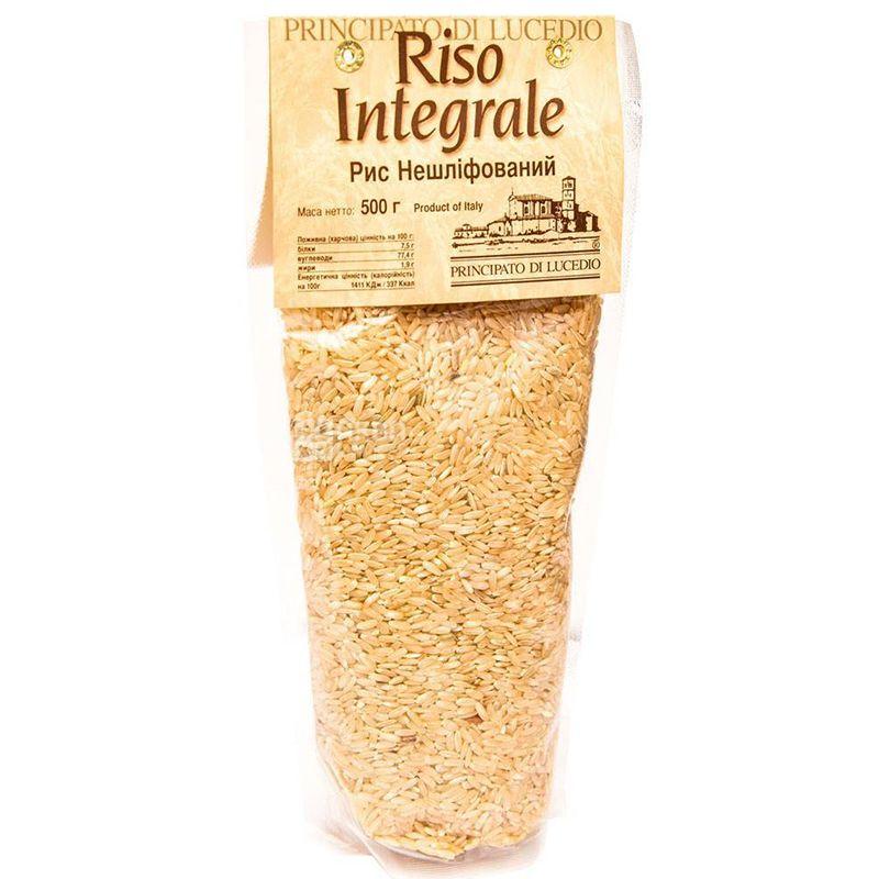 Principato di Lucedio, 0,5 кг, Рис Прінчіпато ді Лучедіо, Карнаролі