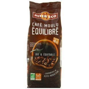 Alter Eco, Cafe moulu Equilibre, 250 г, Кава Алтер Еко, Еквілібре, мелена, органічна