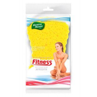 Little things in life, bath sponge massage, Aphrodite, 1 pc.