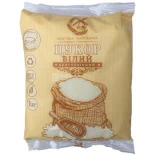 Cereal Workshop, White Sugar, 1 kg,