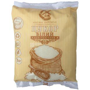 Крупяная Мастерская, 1 кг, Сахар-песок свекольный, белый
