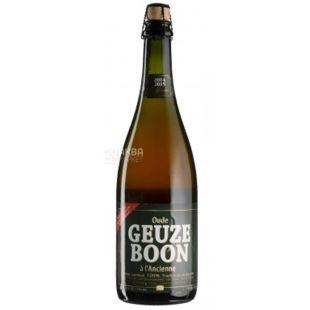 Brouwerij Boon Oude Geuze Boon пиво світле, 0,75 л
