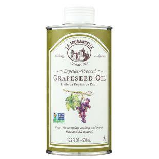 La Tourangelle, Grape Seed Oil, 500 ml