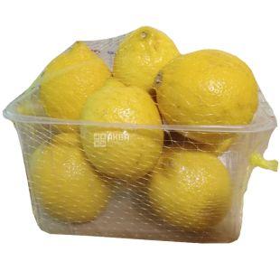 Лимон тонкошкурый, Турция, 1 кг