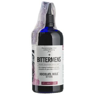Bitter, Xocolatl Mole, 146 ml, TM Bittermens
