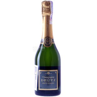 Champagne, Brut Classic, 375 ml, TM Deutz