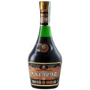 Cognac, Uzhgorod, 500 ml, TM Tisza