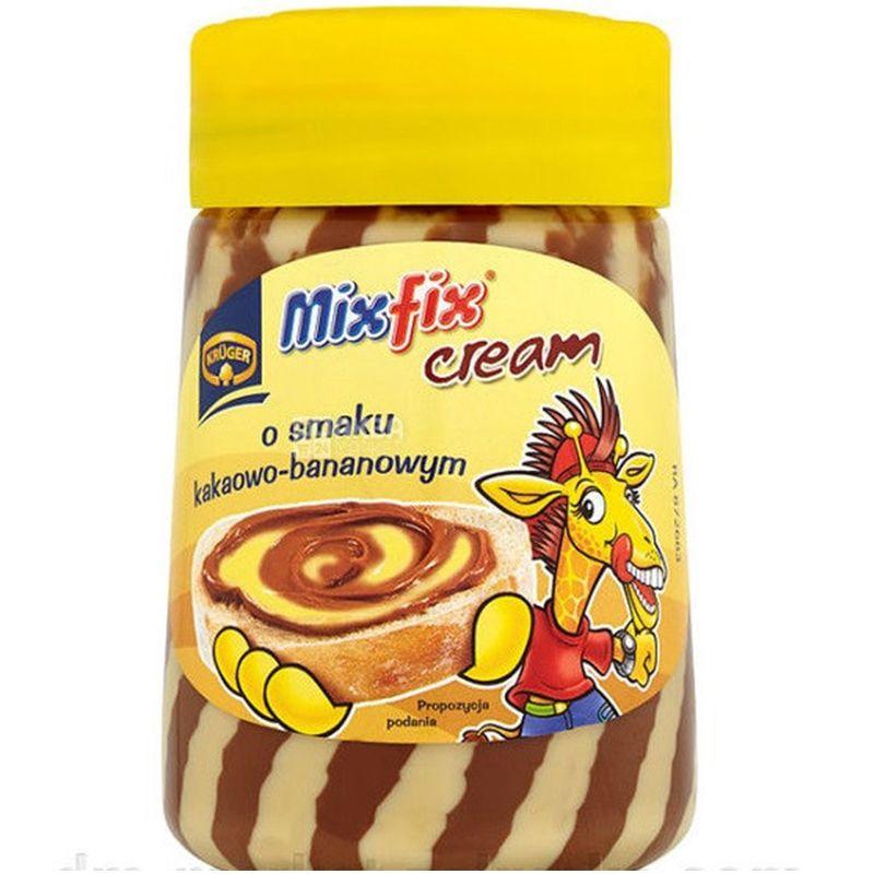 Kruger Mix Fix крем ореховый, 400 г