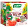 Belin, Wiśnia, 20 пак., Чай Белин, Вишня с земляникой, фруктовый
