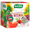 Belin, Wiśnia, 20 pack., Tea Belin, Cherry with strawberries, fruity