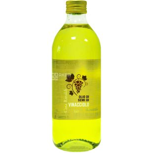 Casa Rinaldi Vinacciolo, Grape Seed Oil, 1 L