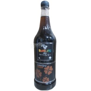 Barlife Irish cream, Irish Cream Syrup, 1 L, Pat