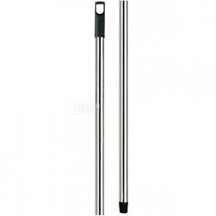 Atma, Handle for mops and brushes, chrome-plated with thread, 130 cm