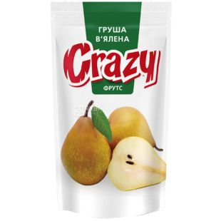 Crazy Fruts, Dried Pear, 55 g