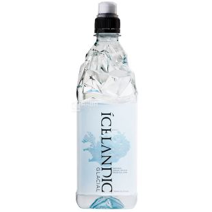 Icelandic Glacial, Non-carbonated mineral water Sport, 0.75 L, PET, PAT