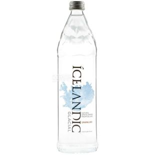 Icelandic Glacial, Mineral Water, 0.75 L, Glass, glass