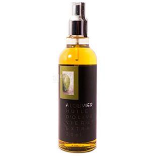 A L'Olivier, Масло оливковое экстра-вирджин, спрей, 250 мл