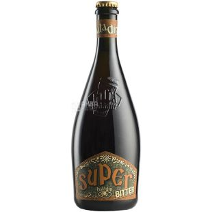 Baladin Super bitter Пиво эль нефильтрованное, 0,33 л