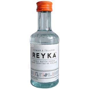 Reyka, vodka, 0.05 l