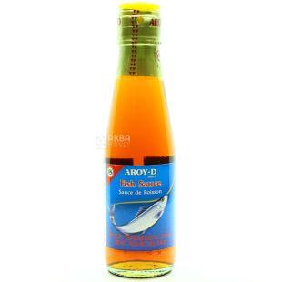 Aroy-D, Соус рыбный, 240 мл
