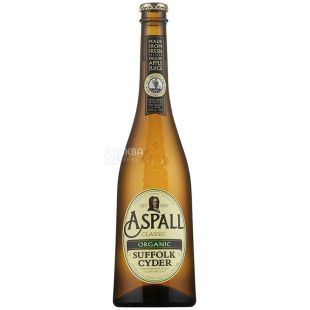 Aspall Classic Organic, Сидр, 0,5 л