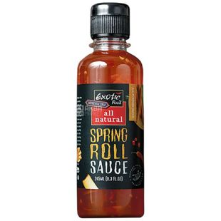 Exotic Food, Soul Spring Roll, 245 ml