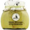 Mrs Bridges Honey Mustard, Mustard with champagne, 200 g