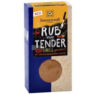 Sonnentor, Spice Mix for Grill, Organic, 60 g