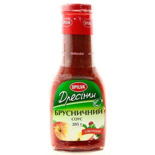 Spilva, Cowberry Sauce-Dessing with Apples, 285 g