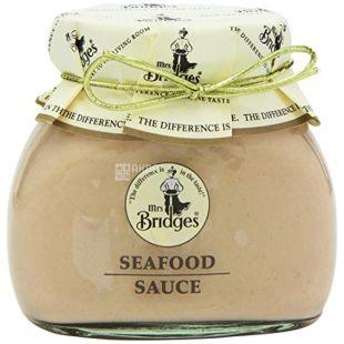 Mrs Bridges, Соус для морепродуктів, 180 г