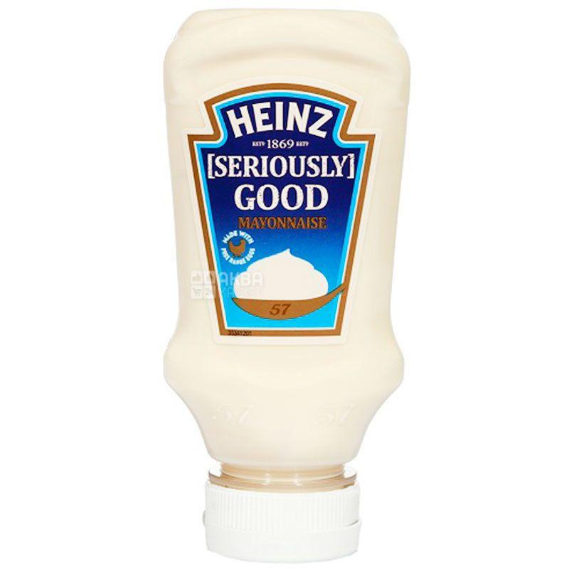 Heinz, Майонез, 70%, 215 г