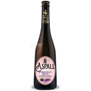 Aspall Perronelle's Blush, Apple Cider, 0.5 L