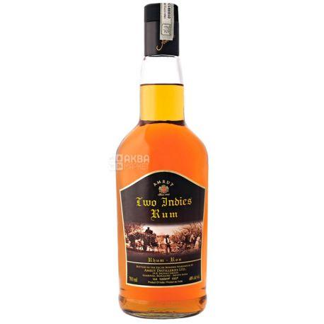 Amrut Two Indies Rum, Ром, 0,7 л