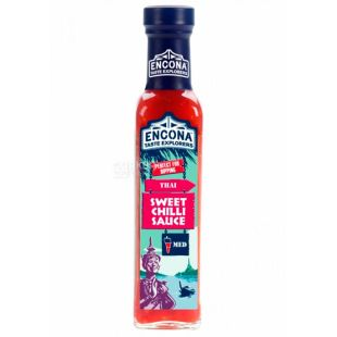 Encona, Thai Sauce, Sweet Chilli, 142 ml