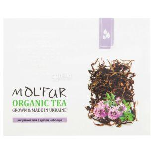 Mol'far, Кипрейный с цветом чабреца, 50 г, Чай Мольфар, органический