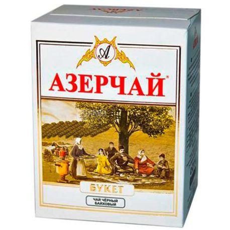Azerçay Buket, 100 г, Чай Азерчай, чорний крупнолистовий