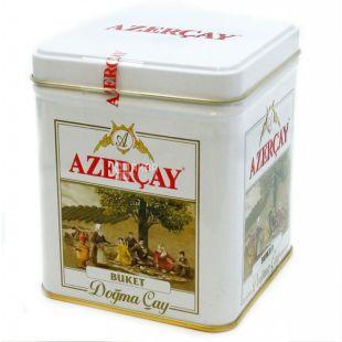 Azerçay Buket, Чай чорний крупнолистовий, 100 г, ж/б
