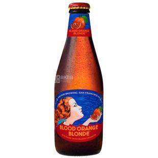 Anchor Blood Orange Blonde, Пиво лагер, 0,355 л