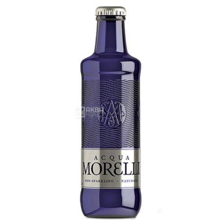 Acqua Morelli, 0,5 л, Аква Морелли, Вода минеральная негазированная, стекло