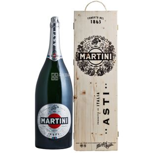 Martini Asti, Ігристе вино, 7,5%, в коробці, 6 л