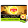 Lipton, Sultan Delight, 25 пак., Чай Липтон, Султанское наслаждение, Зеленый с ароматом меда и инжира