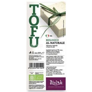 Biolab, Organic Tofu Cheese, 250 g