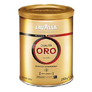 Lavazza Qualita Oro, Ground coffee, 250 g, w / w
