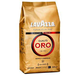 Lavazza Qualita Oro Original, Кава зернова, 1 кг